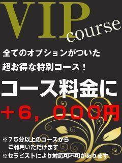 VIPコース
